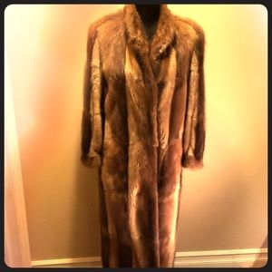 Vintage Rideau Fur coat. Made in NS